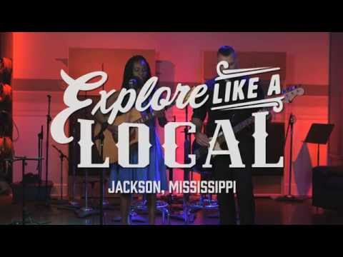 "Mississippi Tourism ""Explore Like A Local"" - ""Jackson"""