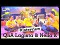 """ASAL MULA HAK 'E HAK 'E "" Q & A Lagista & Nella Kharisma"