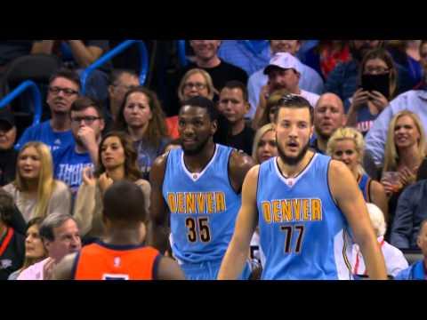 Top 10 Blocks of the 2015-2016 NBA Regular Season