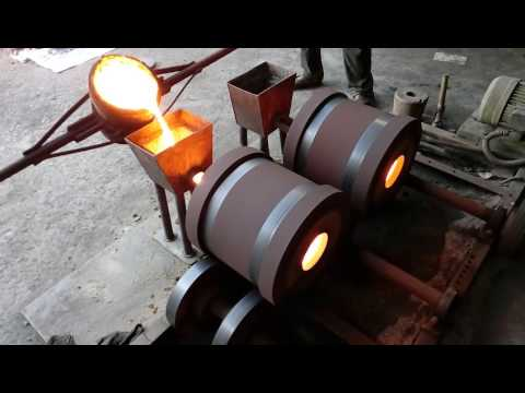 Thumbnail: CENTRIFUGAL CASTING MANUFACTURING PROCESS