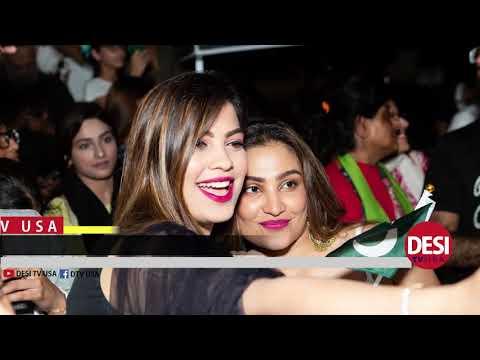 Pakistani Movie SuperStar Red Carpet & Independence Day Celebration in Houston