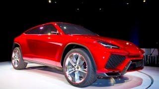 Lamborghini Urus Concept 2012 Videos