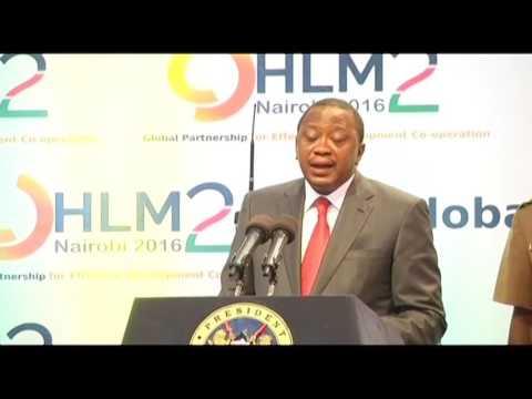 Realising 2030 SDGs top agenda at high-level global partnership forum