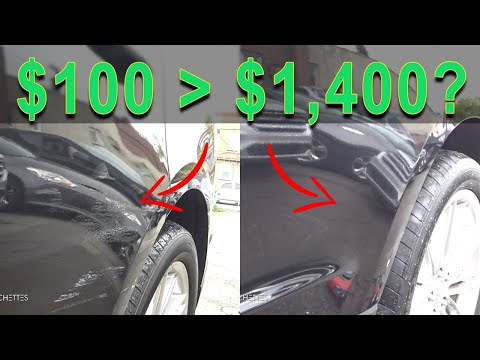 Fixing My Paint Scratches with $100? | Accidents Update | Car Scratches Repair