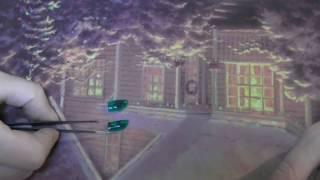 видео Окраска органического стекла