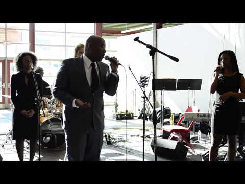 Luther Vandross Duets Cover - If This World Were Mine/Endless Love