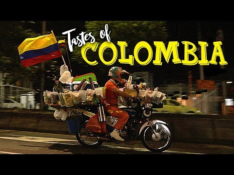 Tastes of Colombia / BMW R1200 GS / MotoGeo Adventures