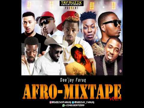 Dee'jay Faruq - Afro-Mixtape