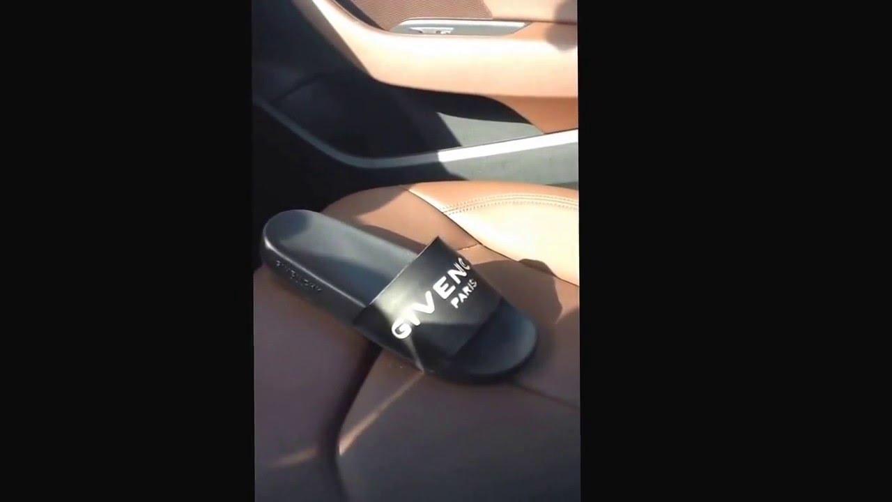 9f2c0929681b Givenchy Slide - YouTube