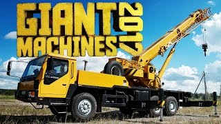 Giant Machines 2017 Gameplay - Gigantic Claw Game! - Let's Play Giant Machines 2017 Part 2