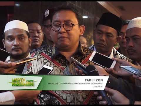 DPR RI - TEROR BOM SURABAYA JANGAN TIMBULKAN MASALAH BARU