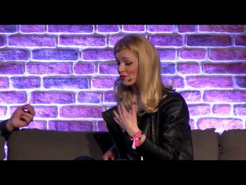 Aubrey de Grey with Myriam Locher about the end of aging at START Summit 2017