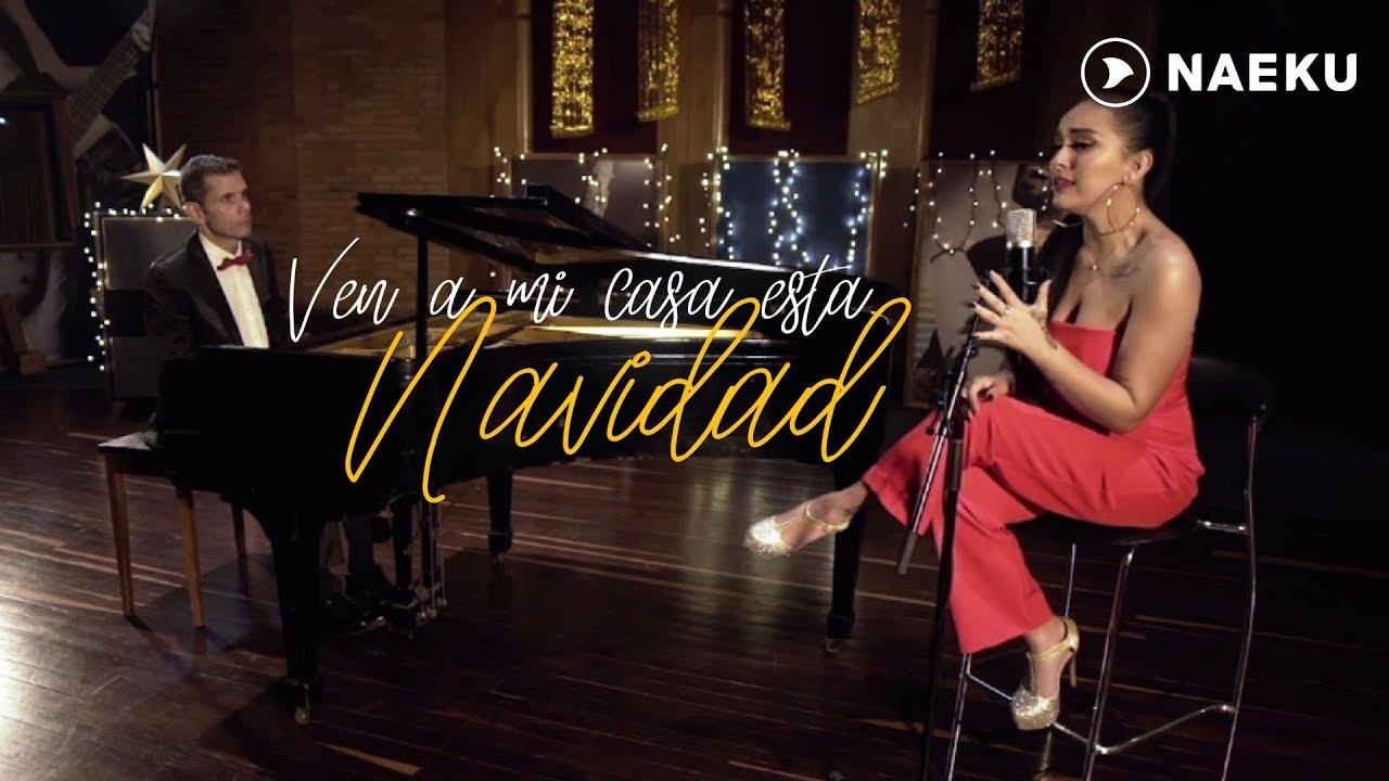 Ven A Mi Casa Esta Navidad 🎄 - Daniela Darcourt   Video Oficial