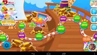 Candy crush soda saga nivel 1045