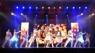 Vais De Papa | India All Stars at Bailamos 2016 | Salsa Performance