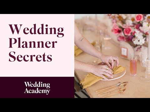 Become a Wedding Planner Online  | Start Your New Career Tod