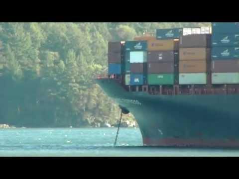 Ships Vancouver Island