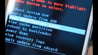 hard reset lenovo a1000 полный сброс lenovo a1000 обходим пароли заблокирован