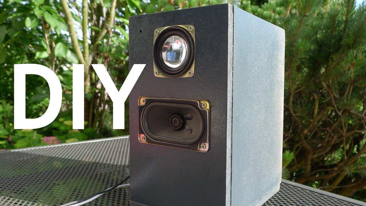 diy mobiler lautsprecher selber bauen (einfach, günstig) | kuna