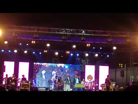 Aditi sing sharma live performance from india social & cultural centre abudhabi _ ISC