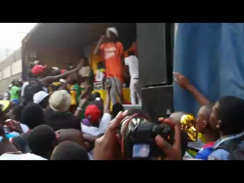 [Full Video] Zimbabwe Street Carnival, First Street - Harare