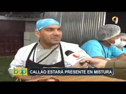 BUENOS DÍAS PERU - MISTURA - REGIÓN CALLAO