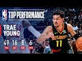 Trae Young's HISTORIC 49 Point 16 Assist Performance   March 1, 2019 thumbnail