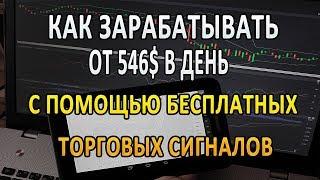 Торговые Сигналы Форекс Онлайн от Профессианалов | Подписка на Сигналы Бинарных Опционов