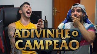 Adivinhe o Campeão pela frase (feat. Jukes)