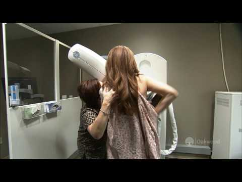 Tour the Oakwood Breast Care Center, Dearborn