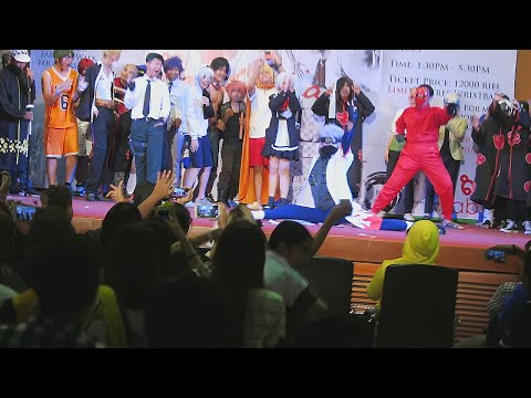 CAMBODIA COSPLAY EVENT!!!