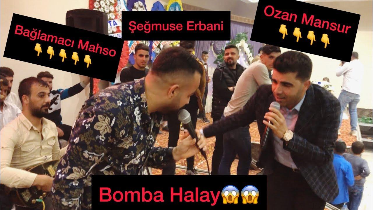 Şeğmuse Erbani - Ozan Mensur - Grani Mahso ( Fenomenler Sahnede ) Bomba Halay Cida Reks