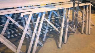 Перила, поручни, металлические ограждения лестниц по серии 1.256-1(, 2013-09-27T09:42:48.000Z)