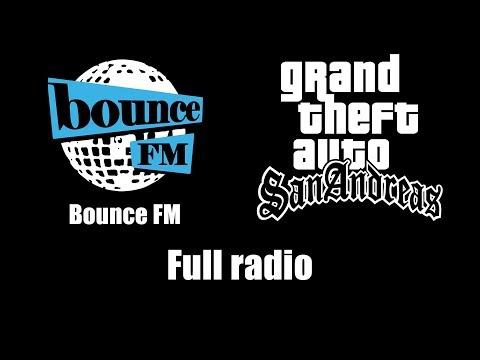 GTA: San Andreas - Bounce FM | Full radio