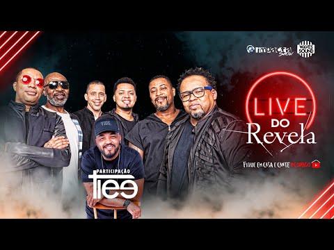 Live do Revela part. Tiee | #FiqueEmCasa