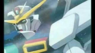garrods day (Gundam X AMV)