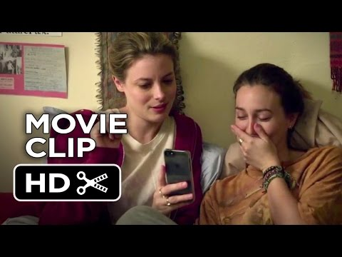 Life Partners Movie CLIP - Dating App (2014) - Leighton Meester, Gillian Jacobs Movie HD