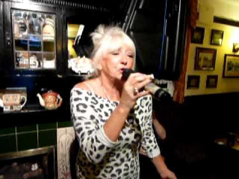 Rhona Singing Love is All.MOV
