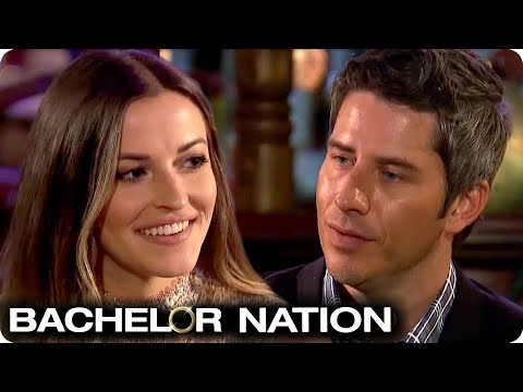 Tia Falls In Love With Arie | The Bachelor US