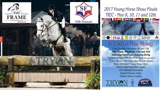-- Frame Caporal d'Oz-- **** JUMPERS Derby  Young Horse Show Series Finals 2017 ****