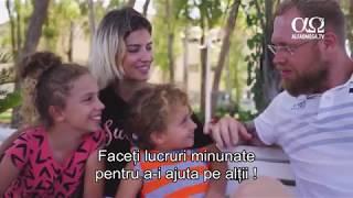 Crestinii ajuta o familie de evrei din Ucraina