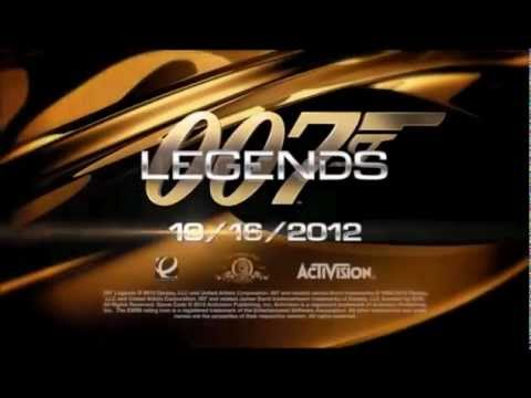 007 Legend Trailer Mission 2: On Her Majesty's Secret Service