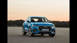 First look at the all-new 2019 Audi Q3!