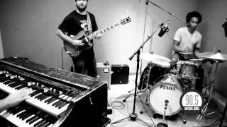 Alan Evans Trio - Live from Studio A
