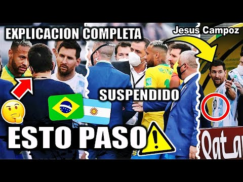 La polmica del Brasil vs Argentina, explicada paso a paso