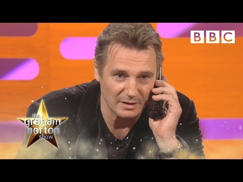 Liam Neeson's Threatening Quote from Taken - The Graham Norton Show - Series 10 Episode 12 - BBC One