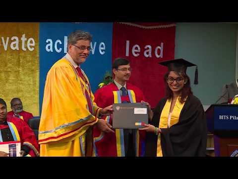 Convocation Ceremony 2017 - BITS PILANI DUBAI CAMPUS - PART 2