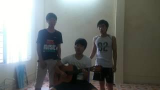 Ánh trăng trẻ thơ - guitar cover by F4+