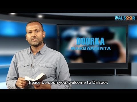 Doorka Warbaahinta Soomaaliyeed - 01 - Role of Somali media - 01