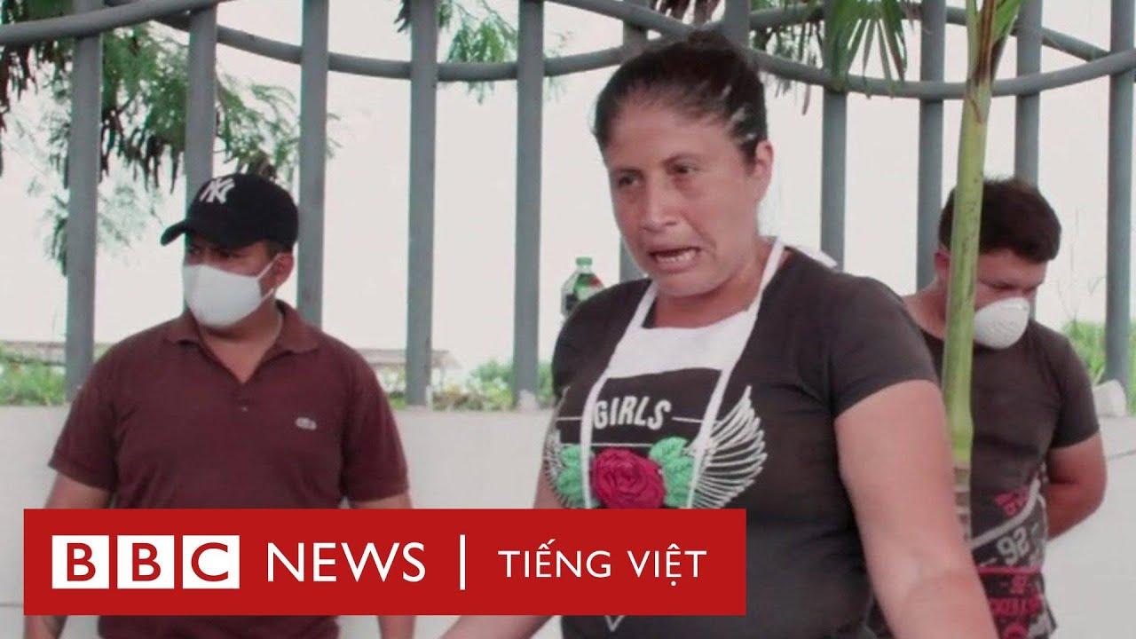 Xác nạn nhân virus corona trên đường phố Ecuador – BBC News Tiếng Việt